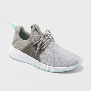 Motion Knit Lace-up with Bracing Sneakers